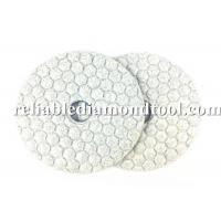 "China Dry Polishing Pad Diamond Polishing Pad 3""4""5""  M14&5/8""-11 Huaxing China wholesale"