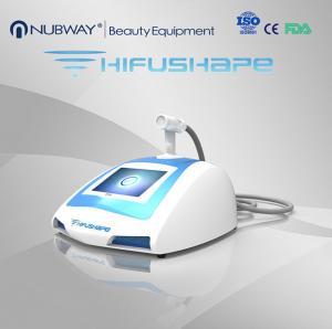 China home use portable body shape contouring weight loss hifushape machine on sale