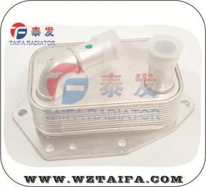 China 9654790880 Oil Cooler for Citroen C5 Break 2.2 HDi on sale