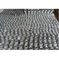 China Stainless steel threaded reducing elbow on sale