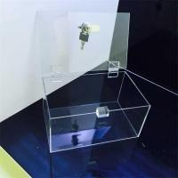 China wholesale latest design clear acrylic candy box for chocolate wholesale
