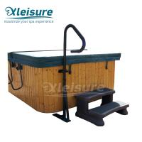 China Jacuzzi Spa Hot Tub Handrail Cabinet - Mount Convenient Towel Bar Adjustable Height on sale