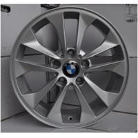 China wholesale aluminum car rims 17 inch alloy wheel for BMW 120(mm)PCD, fine flash silver machined face