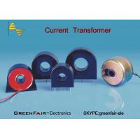 China Silicon Steel Core High Accuracy Current Transformer , Energy Meter Current Transformer on sale