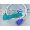 China Nellcor oximax neonate Disposable SPO2 Probe Sensor , TPU 9 pins spo2 probe wholesale