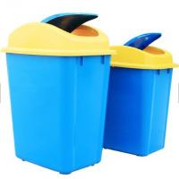 Buy cheap 30L Decorative Kitchen Trash Cans Food Grade Indoor 610*410*320mm For Office from wholesalers