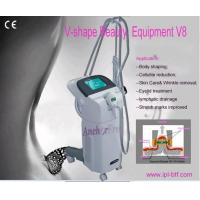 Vaccum Bipolar RF Body Slimming Machine For Losing Weight / Cavitation Cellulite