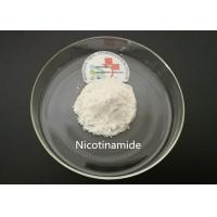 China Pharmaceutical Raw Materials Nicotinamide Used prevention and treatment Pellagra 98-92-0 wholesale
