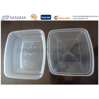 China Home Large Plastic Storage Container ,  Square Kitchen Food Storage Containers wholesale
