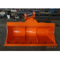 China Customized 2000mm Excavator Tilt Bucket for Hitachi ZX200-3 Excavator wholesale