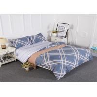 China Home Furnishing Textiles 200TC Cotton Bedding Sets With Diamond Design on sale