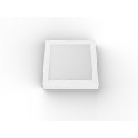 China Color Temp W / CCT 18W Ra80 1530LM LED Thin Recessed Light wholesale
