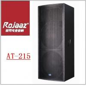 China 15'' Woofer 700W Professional Karaoke Dual Speaker Equipment With NEUTRIK NL4 Connector wholesale