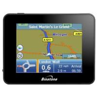 China 3.5'' Touch Screen Bluetooth-enabled sat nav with multi-language for automotive wholesale