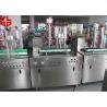 China O aerossol automático pneumático pode ensacar em linhas de enchimento do aerossol do extintor da válvula wholesale