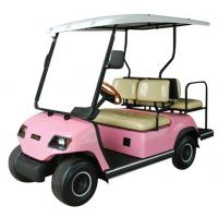 China 2+2 seaters gasoline golf cart with 4 person for sale wholesale