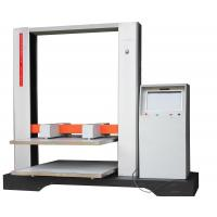 China Electronic Corrugated Carton Compression Tester With Computer Servo Control wholesale