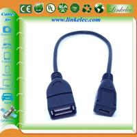 China micro usb extension cable wholesale