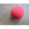 China Deformation Ball Sponge Toys Polythene Yellow Environmental Friendly wholesale