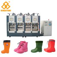 China Vertical EVA cold resistant Snow Boot Making Machine with 2 Years Gurantee wholesale