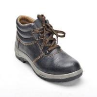 China Safety Shoes with Steel Toe and Steel Plate PU Outsole Wm012 on sale