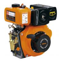 Buy cheap High Performance Diesel Powered Engine , OHV Single Cylinder Diesel Engine from wholesalers