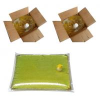 China Edible Oil 20 Litres Bag In Box Packaging Food Grade Bag In Box Container wholesale