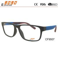 Buy cheap fashion CP injection eyeglass frame best design optical glasses eyewear,suitable for women from wholesalers