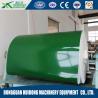China PVC / PU Green Portable Conveyor Belts Flat Surface Production Line wholesale