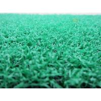 China Tennis Artificial Fake Turf Grass Lawn w/ Yarn 15mm wholesale