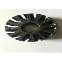 China 110 Diameter Electric Motor Core Cold Rolled Silicon Steel With ± 0.05mm Tolerance wholesale