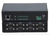 Buy cheap SCADA Industrial 1-32 ports RS232/485/422 to Ethernet(IP) server from wholesalers