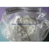 China 58 20 8  Testosterone Cypionate Injection Promotes , Male Hormone TRT Supplement wholesale