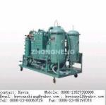 turbine oil purifier, oil purification