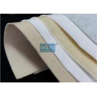 China Needle Punched Woven Filter Fabric High Efficiency Dust Cleaning 100% P84 on sale