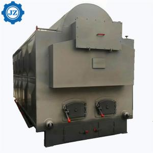 China 3ton 200hp Low Cost Coal Biomass Ful Fired Steam Boiler For Steam Cleaning Industry wholesale