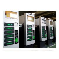 """19"""" LCD Charging Stations For Cell Phones , Mobile Charging Station Kiosk"""