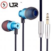 China custom high quality android media player in-ear earphone wholesale