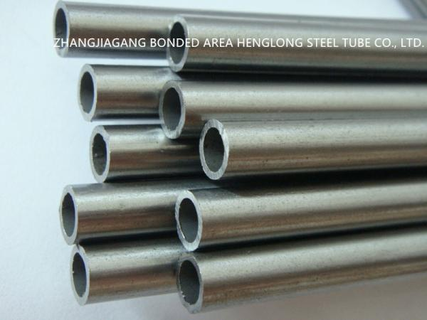 Quality Alloy Steel Boiler, Superheater Heat Exchanger Tubes Seamless ASME SA213 for sale
