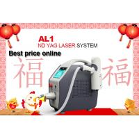 Q Switched ND 532 1064 YAG Laser Color Tatoo Removal Skin Care Beauty Equipment