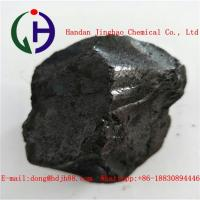 China Softening Point 95-120 Black Solid Coal Tar Pitch For Aluminum Field wholesale
