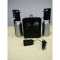 China Black Metal HVAC Scent Diffuser With Aroma System For Big Area wholesale