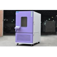 China EquEasy Operation Climatic Test Chamber / Bench Top Temperature Humidity Chamber wholesale