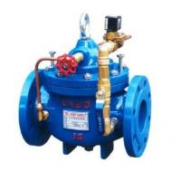 """China Delectric Diaphragm Control Valve with Positioiner NPS 2""""~48"""" Class 150~ 2500 wholesale"""