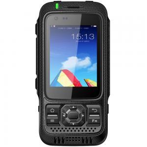 Buy cheap O Interphone IP67 Waterproof áspero militar à prova de choque do Walkietalkie SOS do andróide do PTT 8MP 3600mAh do núcleo do quadrilátero MTK6735 from wholesalers