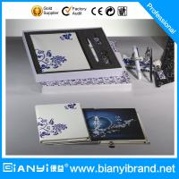 China Notebook,pen business gift set in Chinese style on sale