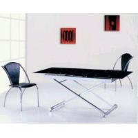 China Folding Glass Table,Glass Table,Contemporary Dining Table wholesale