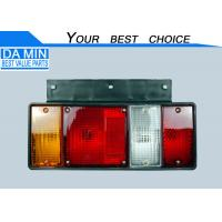 China Rectangle ISUZU NPR Parts Tail Combo Lamp 8941786191 For NHR Can Add Back Buzzer Warning wholesale