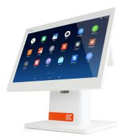 China Supermarket Toggery  Android Cash Register Double Touch Screen All In One Pos System wholesale