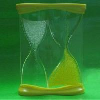 China Promotional Sand Timer, Customized Colors and Logos are Accepted wholesale